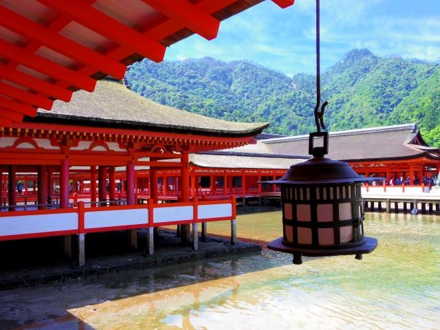 大鳥居 厳島神社