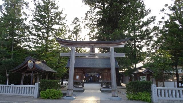 八重垣神社 島根