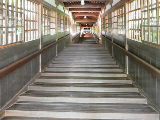 永平寺 廊下